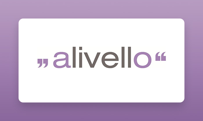 Echobot x Alivello